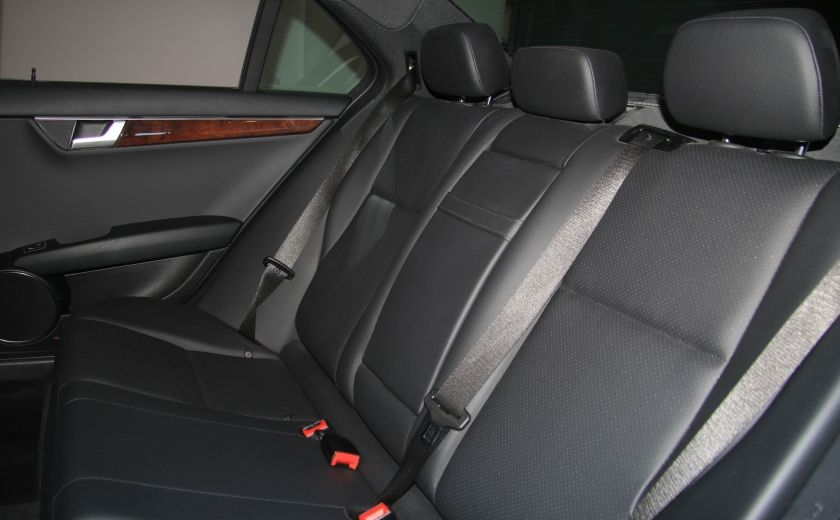 2013 Mercedes Benz C300 4MATIC AUTO CUIR TOIT MAGS BLUETOOTH #20
