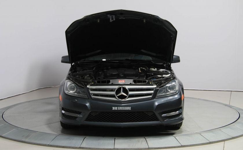 2013 Mercedes Benz C300 4MATIC AUTO CUIR TOIT MAGS BLUETOOTH #27