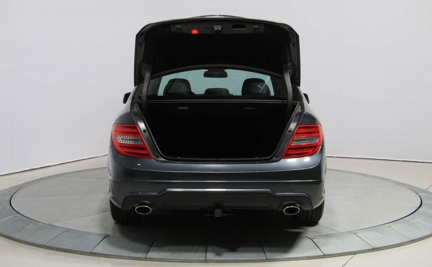 2013 Mercedes Benz C300 4MATIC AUTO CUIR TOIT MAGS BLUETOOTH #28