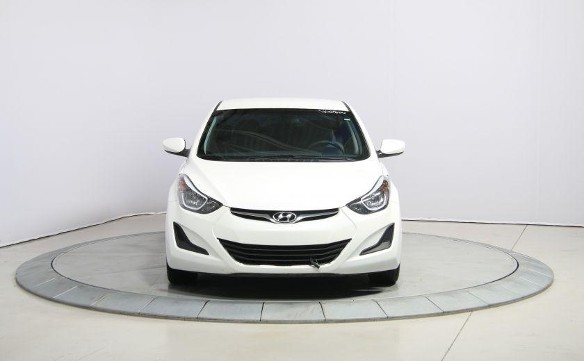 2014 Hyundai Elantra GL AUTO A/C GR ELECT MAGS BLUETOOTH #1
