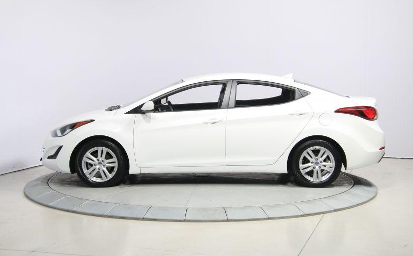 2014 Hyundai Elantra GL AUTO A/C GR ELECT MAGS BLUETOOTH #3