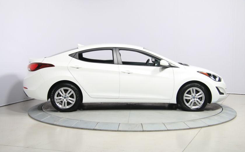 2014 Hyundai Elantra GL AUTO A/C GR ELECT MAGS BLUETOOTH #7
