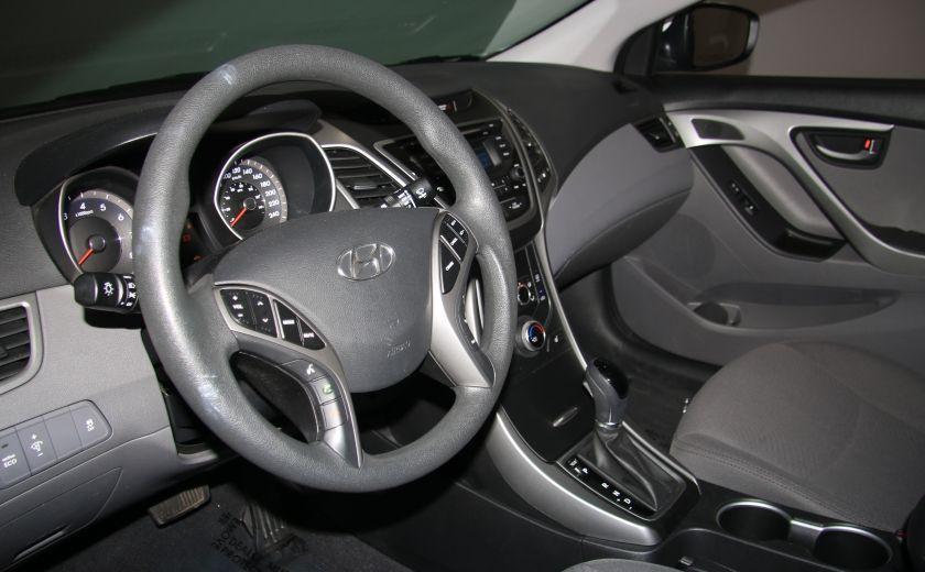 2014 Hyundai Elantra GL AUTO A/C GR ELECT MAGS BLUETOOTH #8