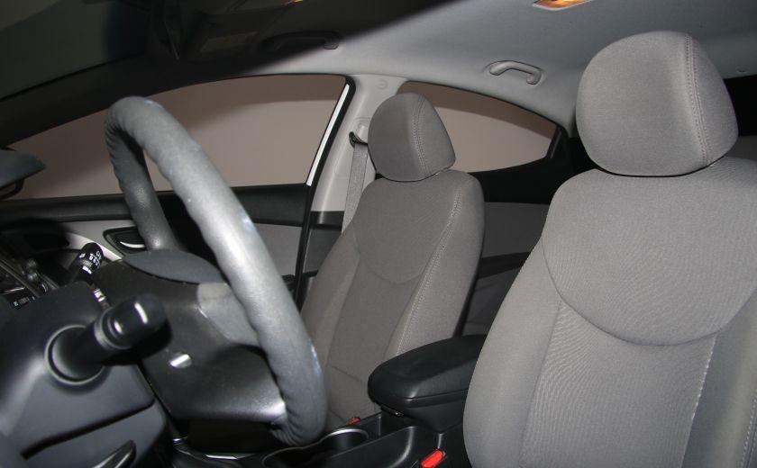 2014 Hyundai Elantra GL AUTO A/C GR ELECT MAGS BLUETOOTH #9