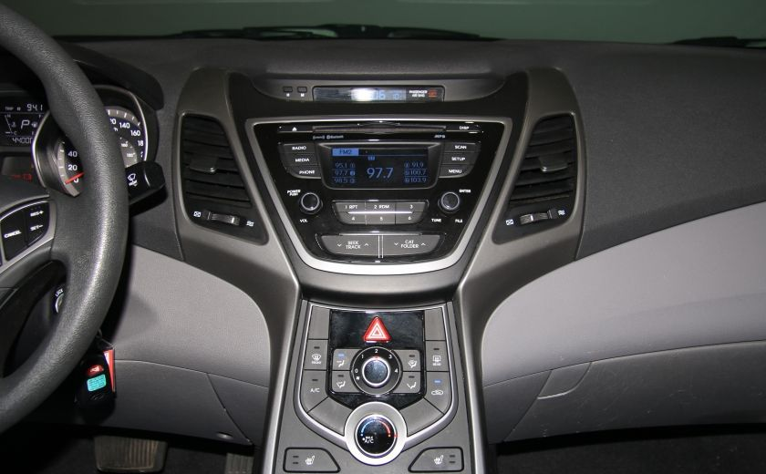 2014 Hyundai Elantra GL AUTO A/C GR ELECT MAGS BLUETOOTH #14