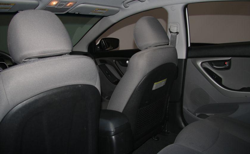 2014 Hyundai Elantra GL AUTO A/C GR ELECT MAGS BLUETOOTH #17