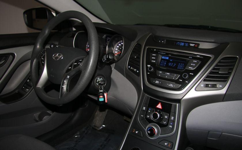 2014 Hyundai Elantra GL AUTO A/C GR ELECT MAGS BLUETOOTH #22
