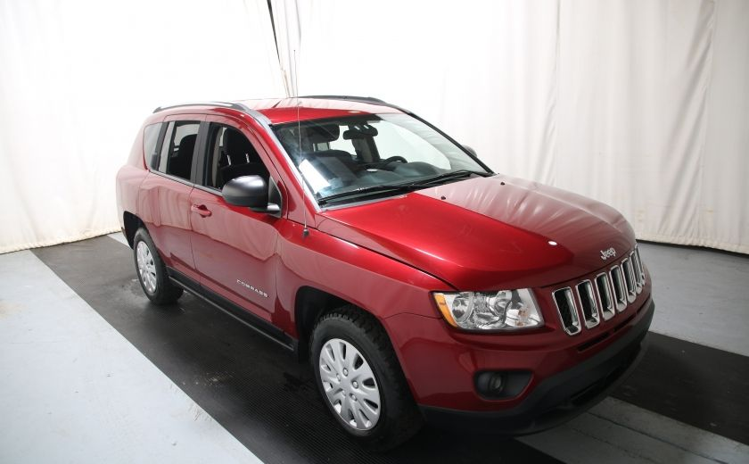 2011 Jeep Compass North Edition 4X4 AUTO A/C GR ELECT MAGS #0