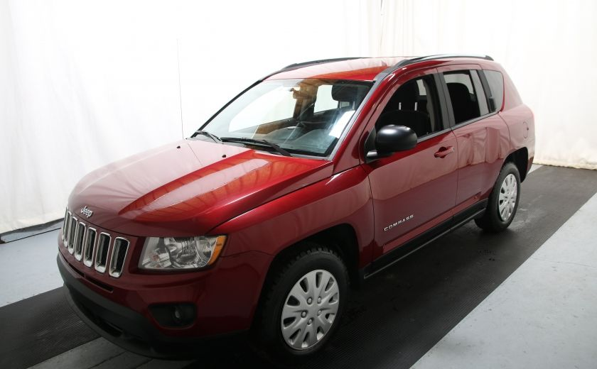 2011 Jeep Compass North Edition 4X4 AUTO A/C GR ELECT MAGS #4