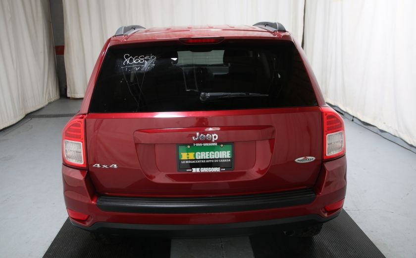 2011 Jeep Compass North Edition 4X4 AUTO A/C GR ELECT MAGS #6