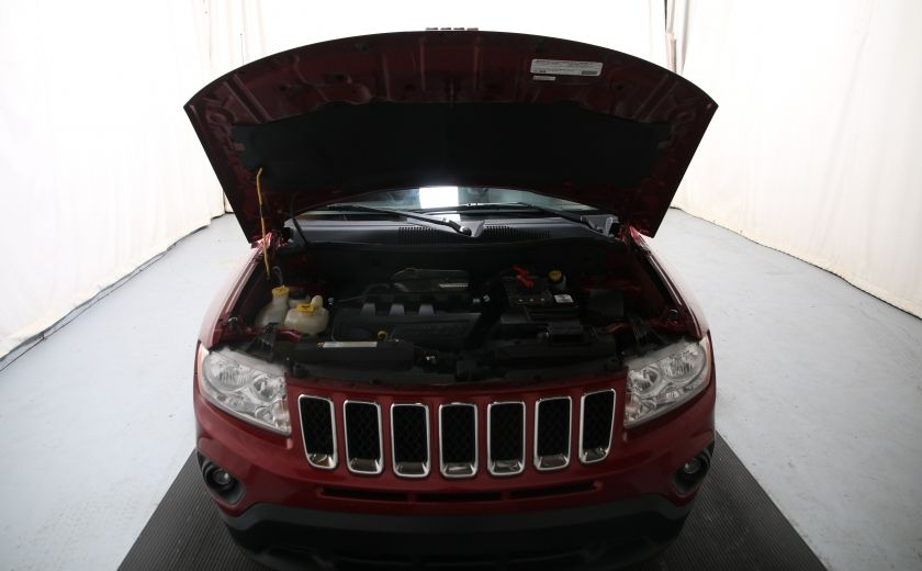 2011 Jeep Compass North Edition 4X4 AUTO A/C GR ELECT MAGS #21