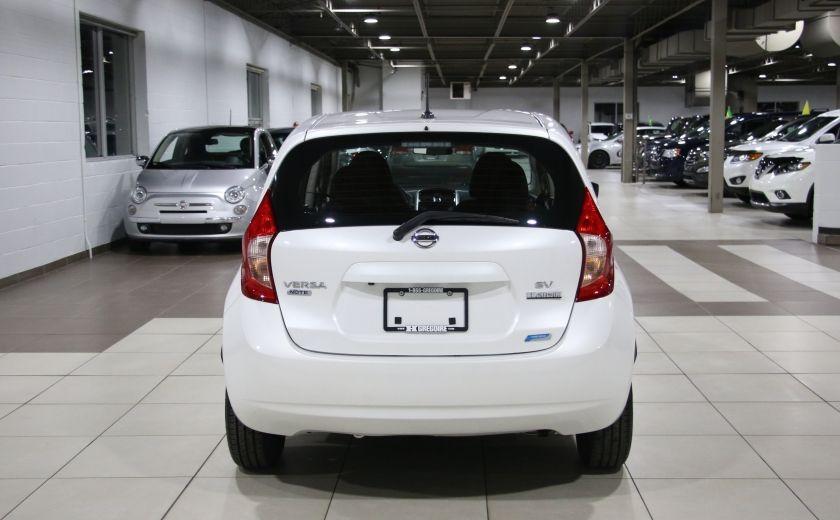 2015 Nissan Versa SV A/C GR ELECT BLUETOOTH CAMERA RECUL #5