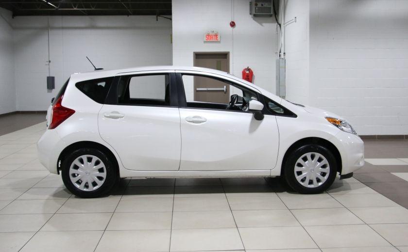 2015 Nissan Versa SV A/C GR ELECT BLUETOOTH CAMERA RECUL #7