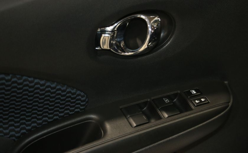 2015 Nissan Versa SV A/C GR ELECT BLUETOOTH CAMERA RECUL #10
