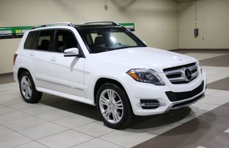2015 Mercedes Benz GLK250 4MATIC CUIR TOIT NAVIGATION MAGS HAYON ÉLECTRIQUE in Repentigny