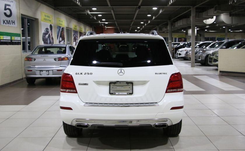 2015 Mercedes Benz GLK250 4MATIC CUIR TOIT NAVIGATION MAGS HAYON ÉLECTRIQUE #5