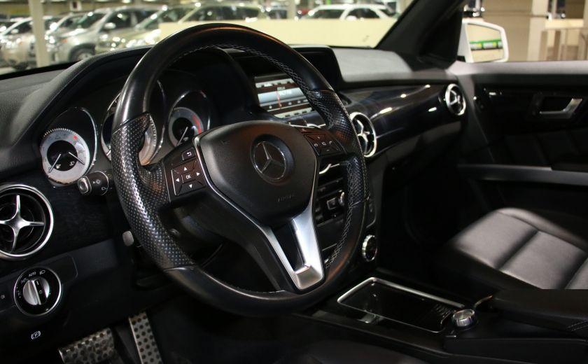 2015 Mercedes Benz GLK250 4MATIC CUIR TOIT NAVIGATION MAGS HAYON ÉLECTRIQUE #8