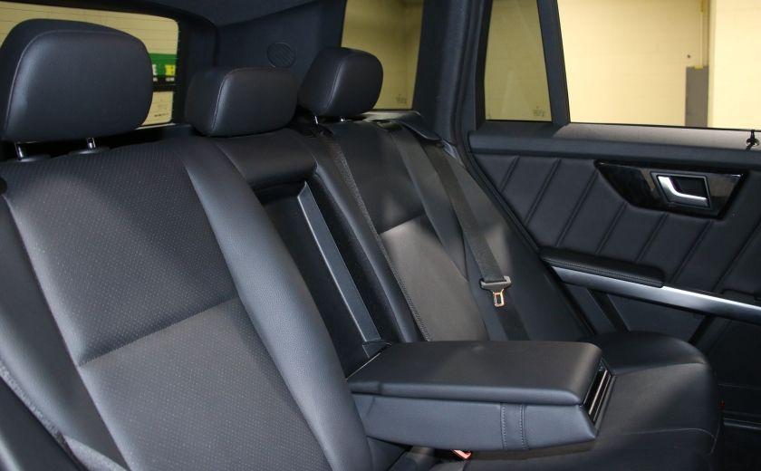 2015 Mercedes Benz GLK250 4MATIC CUIR TOIT NAVIGATION MAGS HAYON ÉLECTRIQUE #22