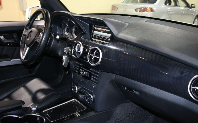 2015 Mercedes Benz GLK250 4MATIC CUIR TOIT NAVIGATION MAGS HAYON ÉLECTRIQUE #23