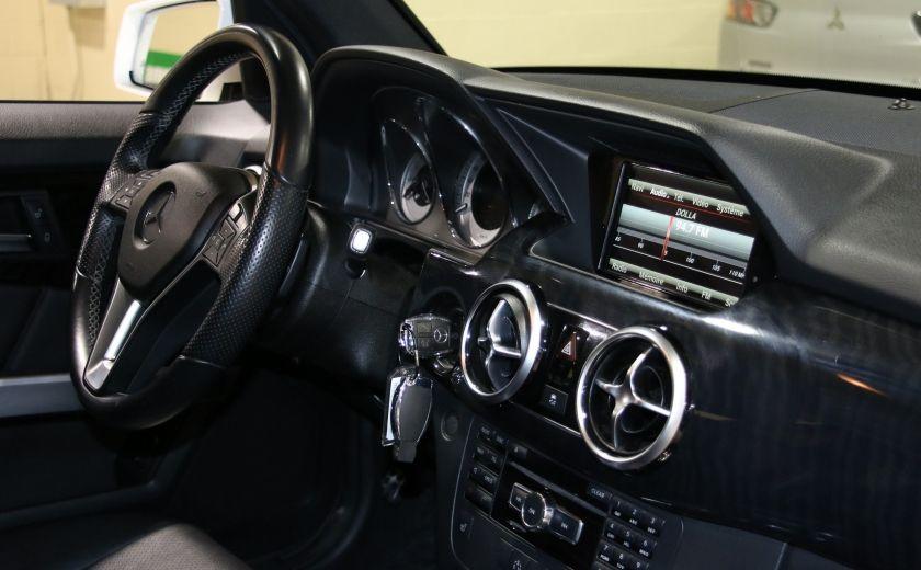2015 Mercedes Benz GLK250 4MATIC CUIR TOIT NAVIGATION MAGS HAYON ÉLECTRIQUE #24