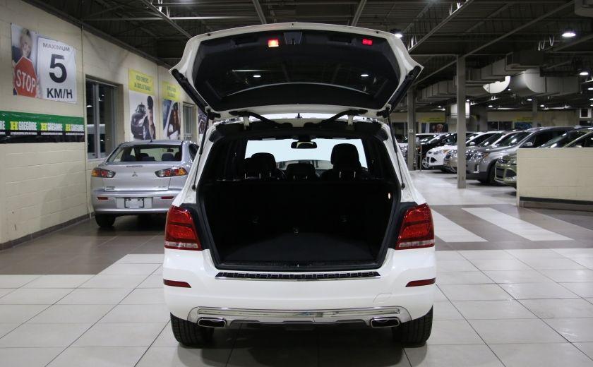 2015 Mercedes Benz GLK250 4MATIC CUIR TOIT NAVIGATION MAGS HAYON ÉLECTRIQUE #28