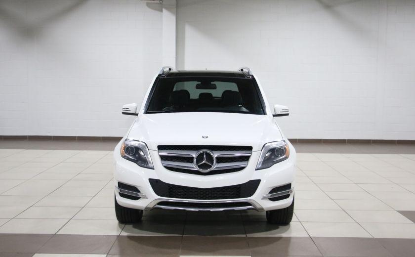 2015 Mercedes Benz GLK250 GLK250 BlueTec AWD AUTO A/C CUIR TOIT MAGS #1