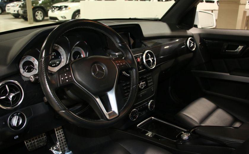 2015 Mercedes Benz GLK250 GLK250 BlueTec AWD AUTO A/C CUIR TOIT MAGS #8