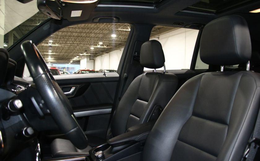 2015 Mercedes Benz GLK250 GLK250 BlueTec AWD AUTO A/C CUIR TOIT MAGS #9