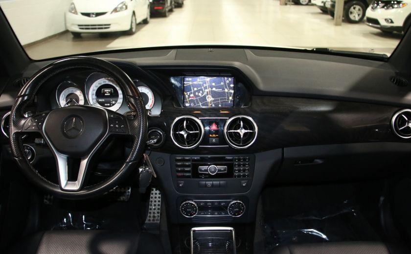 2015 Mercedes Benz GLK250 GLK250 BlueTec AWD AUTO A/C CUIR TOIT MAGS #12