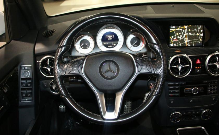 2015 Mercedes Benz GLK250 GLK250 BlueTec AWD AUTO A/C CUIR TOIT MAGS #14