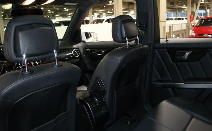 2015 Mercedes Benz GLK250 GLK250 BlueTec AWD AUTO A/C CUIR TOIT MAGS #21
