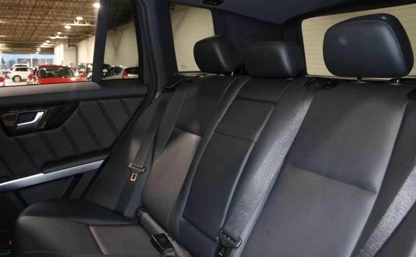 2015 Mercedes Benz GLK250 GLK250 BlueTec AWD AUTO A/C CUIR TOIT MAGS #22