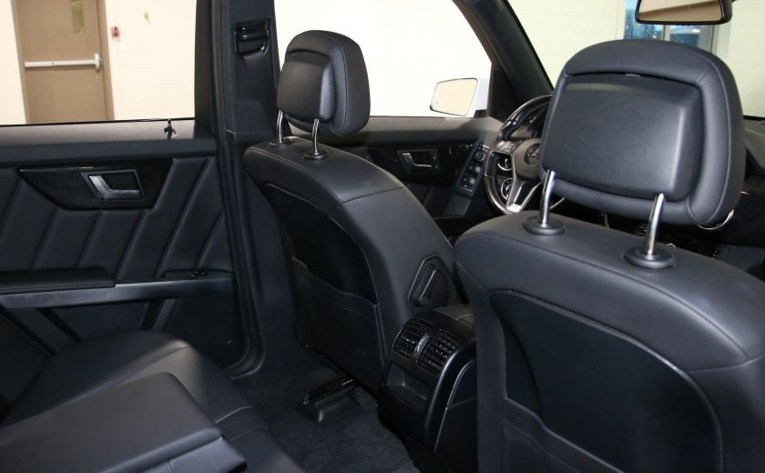 2015 Mercedes Benz GLK250 GLK250 BlueTec AWD AUTO A/C CUIR TOIT MAGS #23