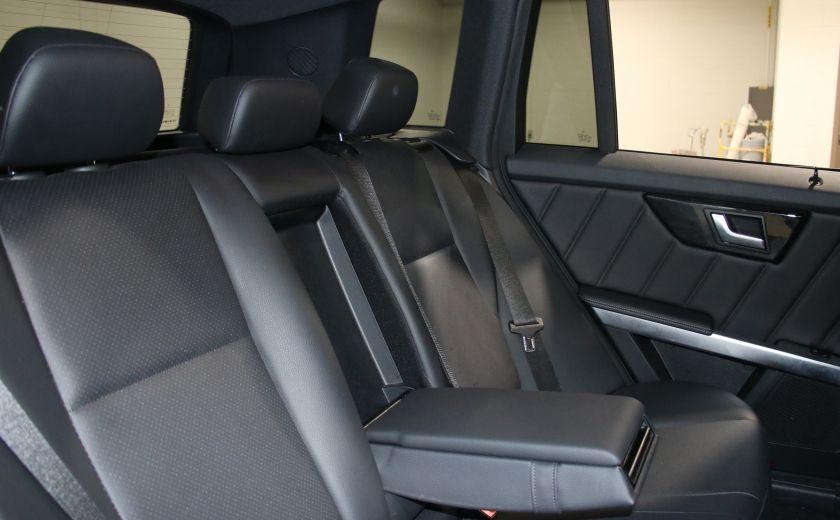 2015 Mercedes Benz GLK250 GLK250 BlueTec AWD AUTO A/C CUIR TOIT MAGS #24