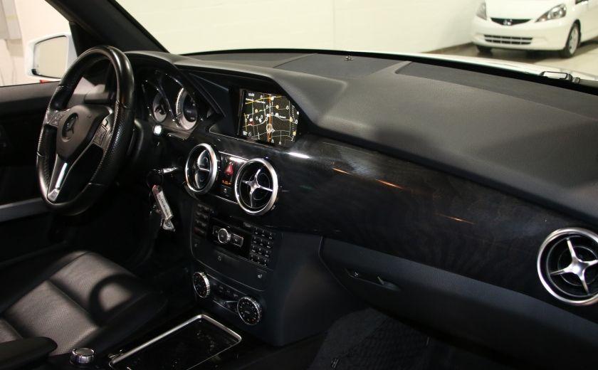 2015 Mercedes Benz GLK250 GLK250 BlueTec AWD AUTO A/C CUIR TOIT MAGS #25