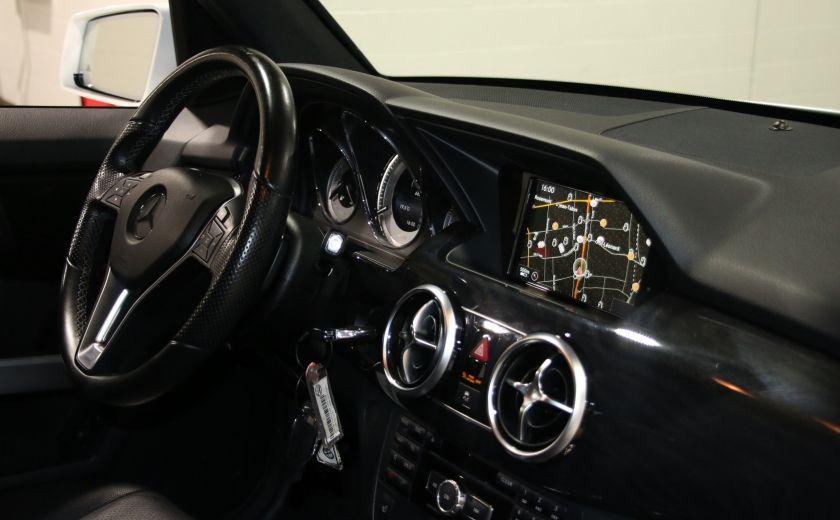 2015 Mercedes Benz GLK250 GLK250 BlueTec AWD AUTO A/C CUIR TOIT MAGS #26