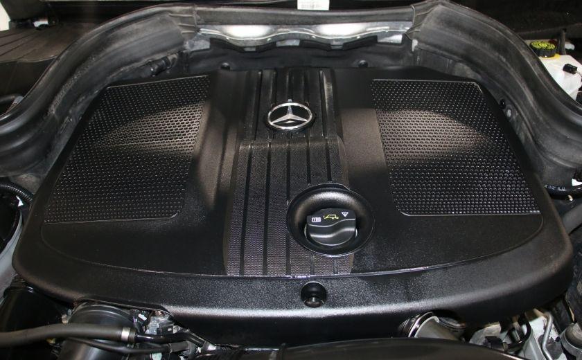 2015 Mercedes Benz GLK250 GLK250 BlueTec AWD AUTO A/C CUIR TOIT MAGS #28