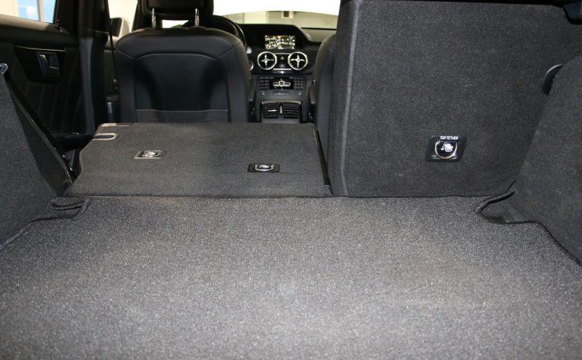 2015 Mercedes Benz GLK250 GLK250 BlueTec AWD AUTO A/C CUIR TOIT MAGS #32