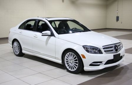 2011 Mercedes Benz C250 AWD AUTO A/C CUIR TOIT MAGS in New Richmond