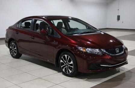 2013 Honda Civic EX AUTO A/C TOIT MAGS BLUETOOTH in Terrebonne
