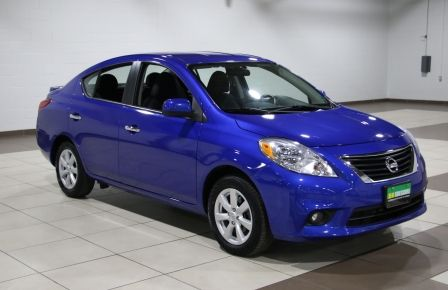 2013 Nissan Versa SV AUTO A/C GR ELECT MAGS BLUETOOTH in Saint-Hyacinthe