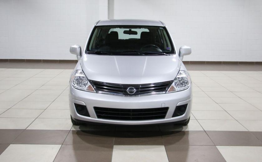 2012 Nissan Versa 1.8 SL AUTO A/C GR ELECT MAGS #1