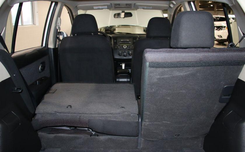 2012 Nissan Versa 1.8 SL AUTO A/C GR ELECT MAGS #25