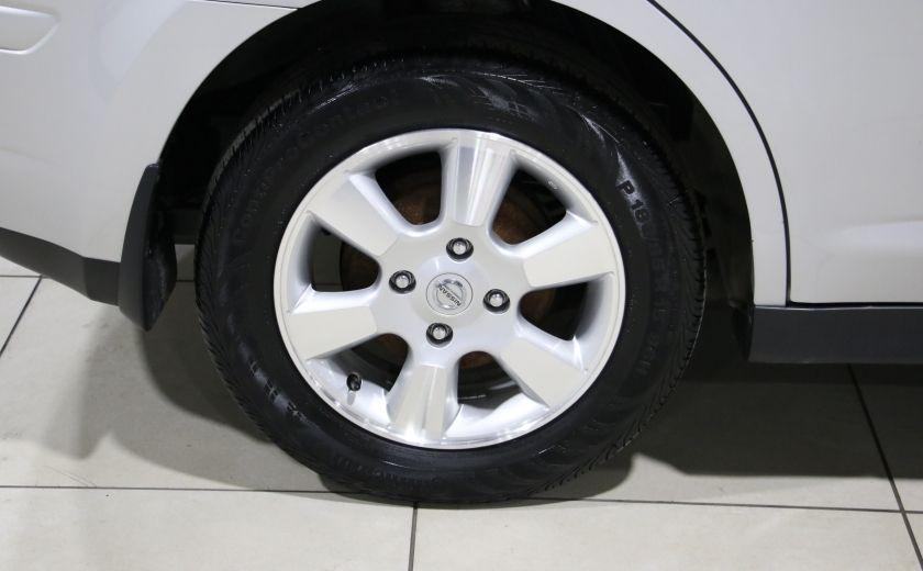 2012 Nissan Versa 1.8 SL AUTO A/C GR ELECT MAGS #26