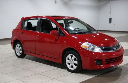 2012 Nissan Versa 1.8 SL AUTO A/C TOIT MAGS BLUETOOTH in Repentigny