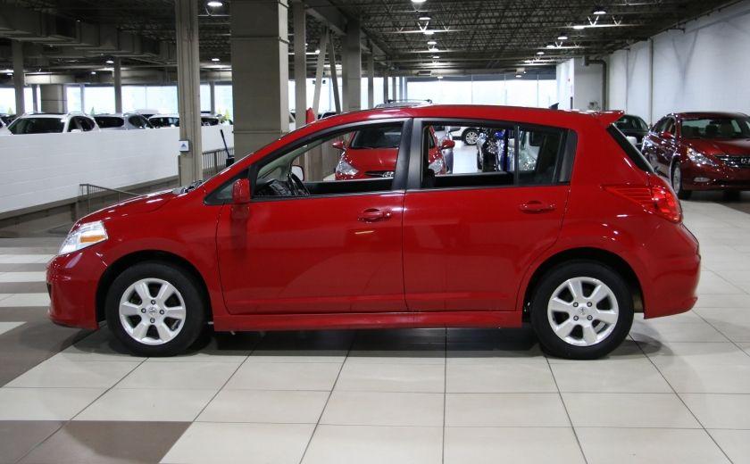 2012 Nissan Versa 1.8 SL AUTO A/C TOIT MAGS BLUETOOTH #3
