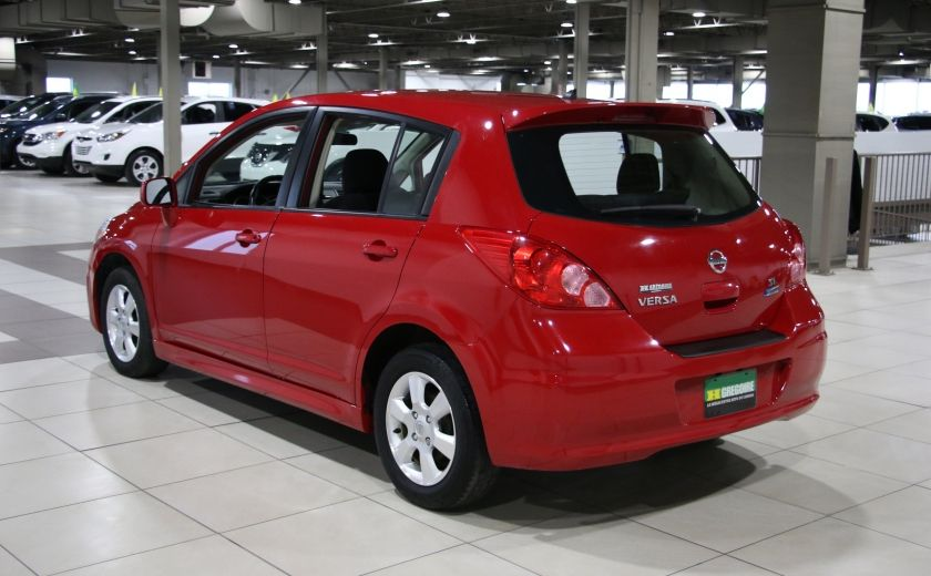 2012 Nissan Versa 1.8 SL AUTO A/C TOIT MAGS BLUETOOTH #4