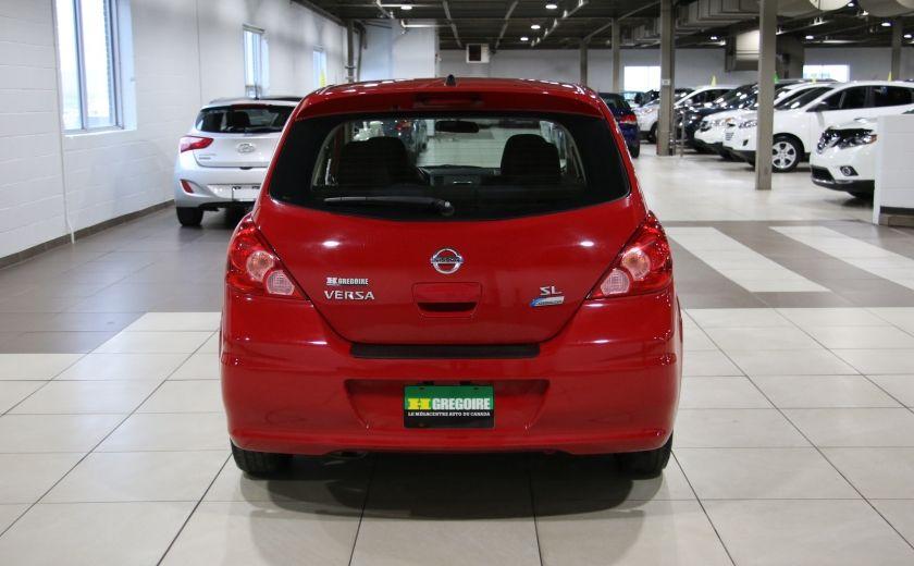 2012 Nissan Versa 1.8 SL AUTO A/C TOIT MAGS BLUETOOTH #5