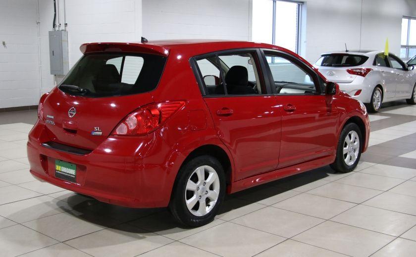 2012 Nissan Versa 1.8 SL AUTO A/C TOIT MAGS BLUETOOTH #6