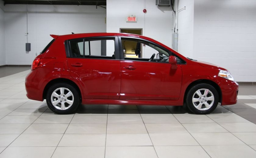 2012 Nissan Versa 1.8 SL AUTO A/C TOIT MAGS BLUETOOTH #7
